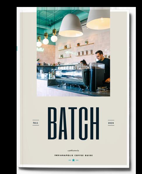Batch Magazine Cover